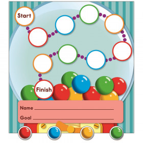 Gum Ball Machine Mini Incentive Charts