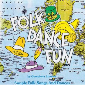 Folk Dance Fun Cd Ages 5-9