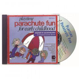 Playtime Parachute Fun CD