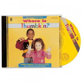 Where is Thumbkin? CD
