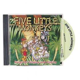 Five Little Monkeys, CD