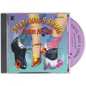 Salsa Soul And Swing Cd