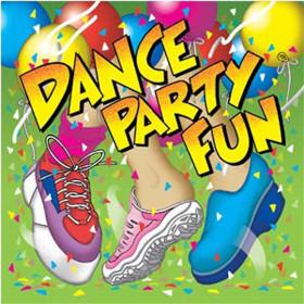 Dance Party Fun, CD