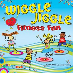 Wiggle Jiggle Fitness Fun CD