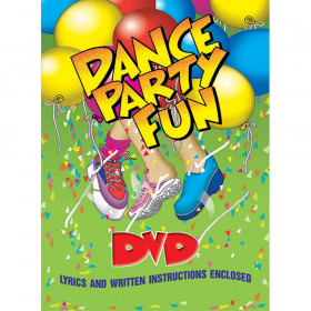 Dance Party Fun, DVD