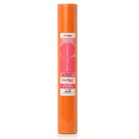 Adhesive Roll Orange 18 X 60 Ft Con-Tact