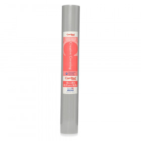 "Con-Tact Adhesive Roll, Slate Gray, 18"" x 60 ft."
