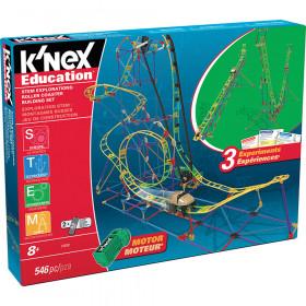 Knex Stem Rollercoaster Building St