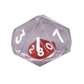 10 Sided Double Dice Single
