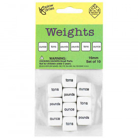 Weights Dice