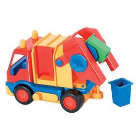 Basics Garbage Truck