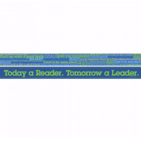 Double-Sided Trim, Word Wall-Read, 35'