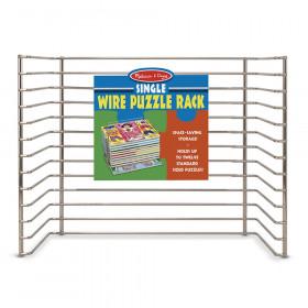 Wire Puzzle-Storage Rack