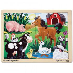 On The Farm Jigsaw