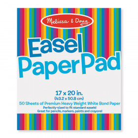 """Easel Paper Pad, 17"""" x 20"""", 50 Sheets"""