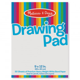 Drawing Pad 9 X 12