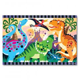 Dinosaur Dawn Floor Puzzle
