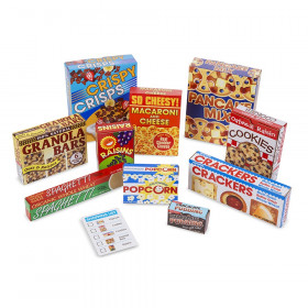 Let's Play House! Grocery Shelf Boxes