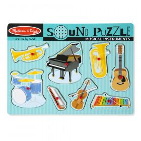 Musical Intruments Sound Puzzle