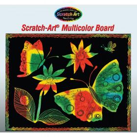 Soft-Scratch Board, 30 sheets