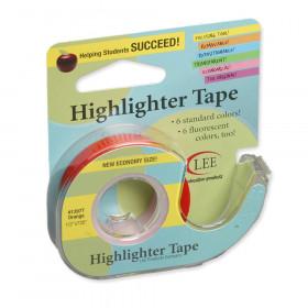 Removable Highlighter Tape, Orange