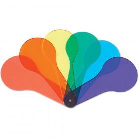 Color Paddles 18-Set 6 Transparent Six Colors