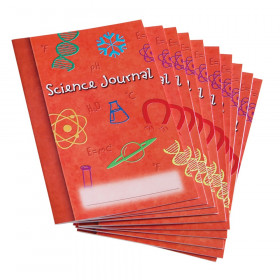 Science Journal Set, Pack of 10