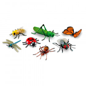 Jumbo Insects, Set of 7