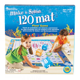 Make a Splash120 Mat Floor Game