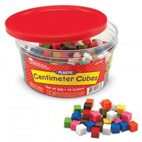 Centimeter Cubes, 500/pkg