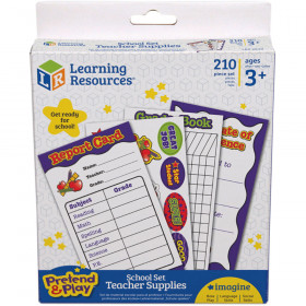 Pretend & Play School Set Accessory Kit