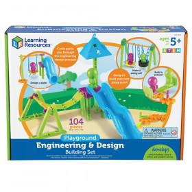 Playground Engineering & Design Building Set