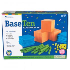 Brights! Base Ten Classroom Set