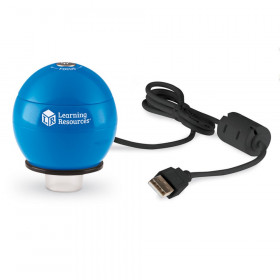 Zoomy 2.0 Handheld Digital Microscope - Blue