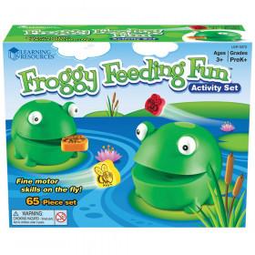 Froggy Feeding Fun