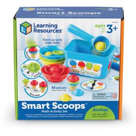 Smart Scoops Math Activity Set
