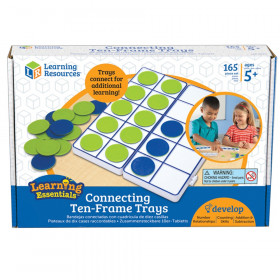 Connecting Ten Frame Trays