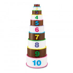 Smart Snacks Stack & Count Layer Cake