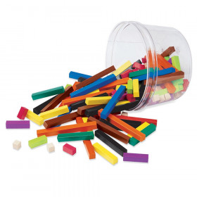 CuisenaireRods Small Group Set: Plastic Rods