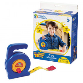 Pretend & Play Tape Measure, 3'/1 meter