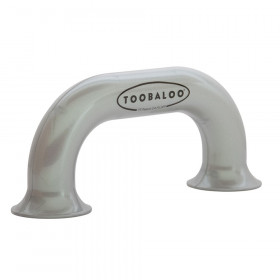 Toobaloo Phone Device, Silver