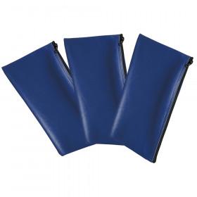 Multipurpose Zipper Bags, 3-pack
