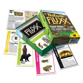 Nature Fluxx Card Game