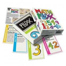 Math Fluxx Card Game