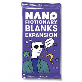 Nanofictionary Blanks Expansion Pack