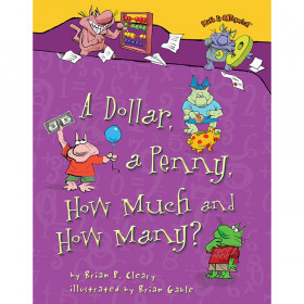 Math Is CATegorical, A Dollar, a Penny, How Much and How Many?
