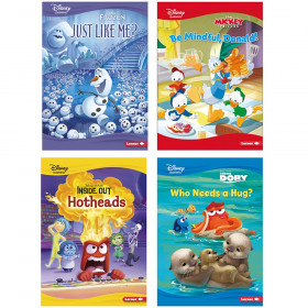 Disney Learning Everyday Stories, Set of all 4