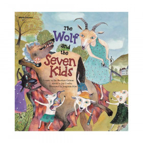 The Wolf and the Seven Kids Book