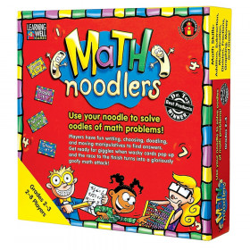 Math Noodlers Game, Grades 2-3