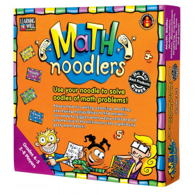 Math Noodlers Game, Grades 4-5